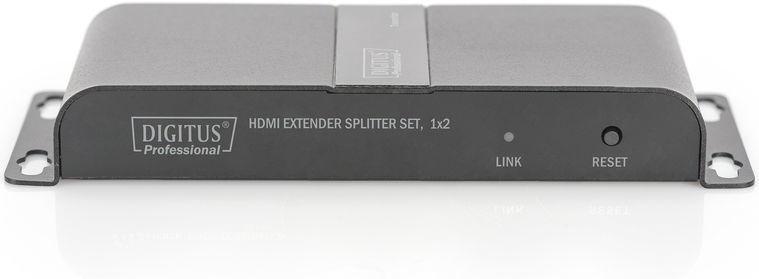 DIGITUS DS-55302 HDMI Extender Splitter Set