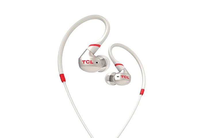 Ausinės TCL ACTV100WT-EU White
