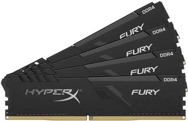 Operatīvā atmiņa (RAM) Kingston HyperX Fury Black HX432C16FB4K4/64 DDR4 64 GB