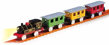 Pequetren Children's Train 2001