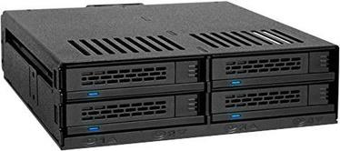 """Icy Dock ExpressCage MB324SP-B 4x2.5"""" SAS / SATA"""