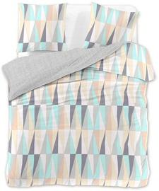 Gultas veļas komplekts DecoKing Patel Love, 200x220/50x75 cm