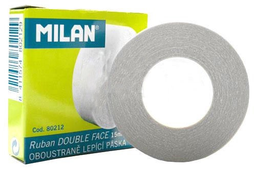 Milan Tape Double Sided 15mm x 10m