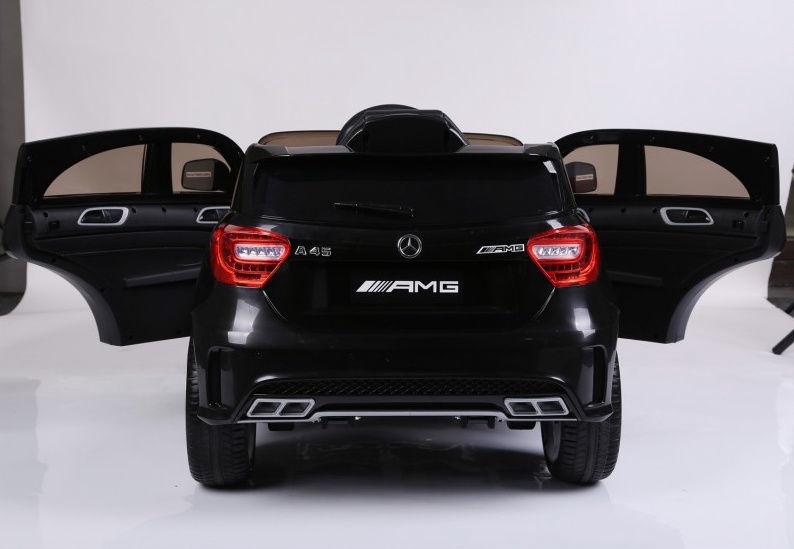 Akumuliatorinė mašina Mercedes ML63 AMG Black