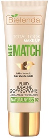 Bielenda Total Look Make-up Illuminating Fluid Foundation Nude Match 30ml 02