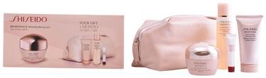 Shiseido Benefiance Day Cream 4pcs Set SPF15