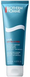 Biotherm Homme T-PUR Anti Oil & Shine Cleanser 125ml