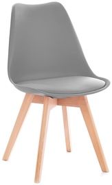 Homede Tempa Chairs 4pcs Dark Grey