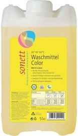 Sonett Laundry Washing Liquid Color Mint & Lemon 5l