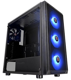 Thermaltake Versa J23 Tempered Glass RGB Edition Mid-Tower