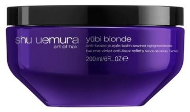 Palsam Shu Uemura Yubi Blonde, 200 ml