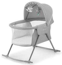 Детская кроватка KinderKraft Lovi Grey