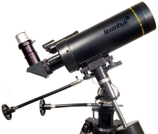 Teleskoop Levenhuk Pro 80 Mak, maksutovi, 5 kg