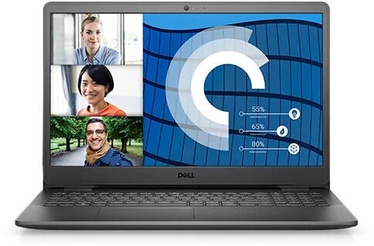 Klēpjdators Dell Vostro 3500 Accent Black N3003VN3500EMEA01_2105 PL Intel® Core™ i5, 8GB/256GB, 15.6""
