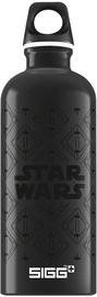 Sigg Water Bottle Star Wars Episode VIII Black 600ml
