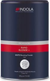 Indola Profession Rapid Blonde+ White Bleaching Powder 500g