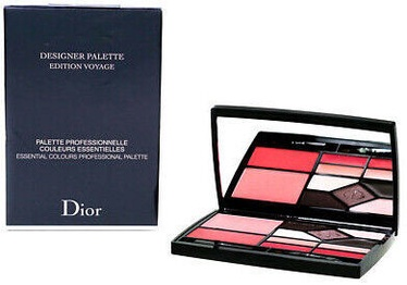 Christian Dior Makeup Palette Pink Edition