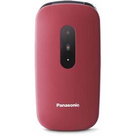 Мобильный телефон Panasonic KX-TU446EXR, красный