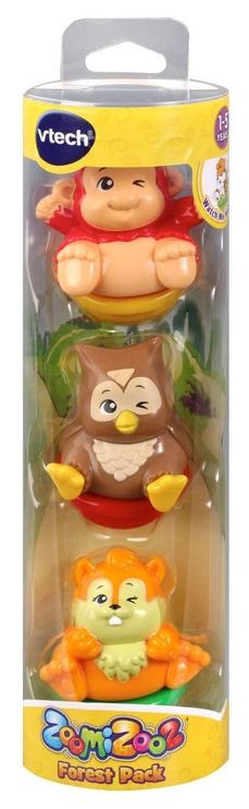 Žaislinė figūrėlė VTech ZoomiZooz 3pcs Set Forest 80-439504