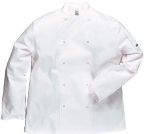 Viesnīcu Tekstils Chef Jacket Suffolk M White