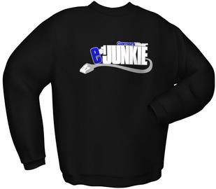 Svīteris GamersWear eJunky Sweater Black S