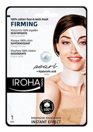 Iroha Nature Intensive Firming Face & Neck Tissue Mask 30ml Pearl