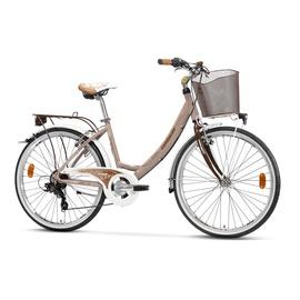 "Moteriškas dviratis Lombardo City Rimini Alloy 26"""