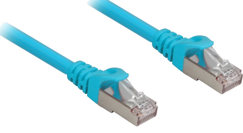 Sharkoon CAT.6a SFTP LSOH Network Cable Blue