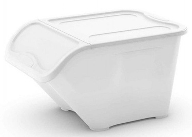 KIS All In Box L Multipurpose Container 40L White