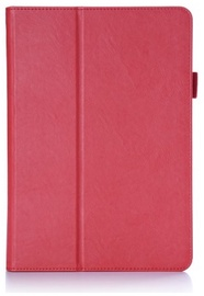 "TakeMe Eco-leather Book Case For Asus Zenpad 3S 10"" Z500M Red"