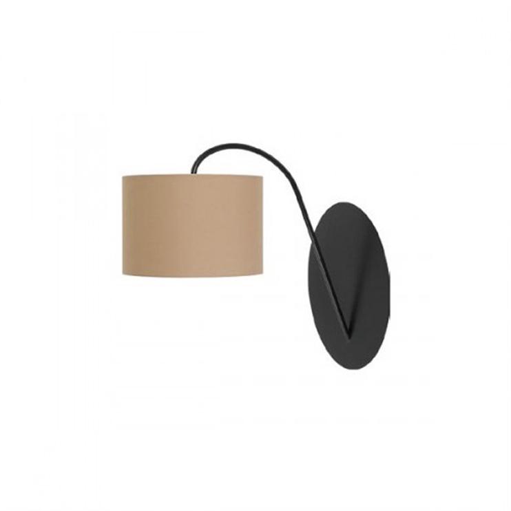 Sienas lampa Nowodvorski Alice Coffee 3462 1x60W E27