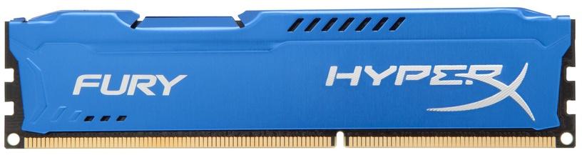 Operatīvā atmiņa (RAM) Kingston HyperX Fury Blue HX316C10F/8 DDR3 (RAM) 8 GB CL10 1600 MHz