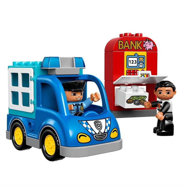 Lego Duplo 10809 Politseiauto