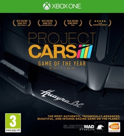 Project CARS GOTY Xbox One