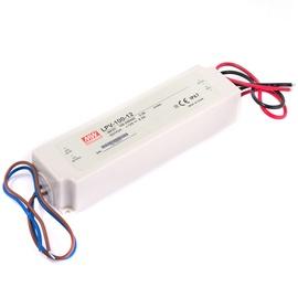 Maitinimo šaltinis LED juostai Mean Well LPV-100, 12V, 8.5A, IP67