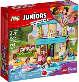 Konstruktors LEGO Juniors Stephanies Lakeside House 10763