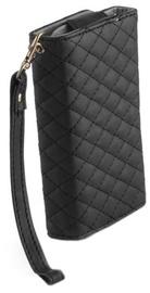 Mocco Wallet Universal Pouch Case XXXL 15x7.5x1cm Black