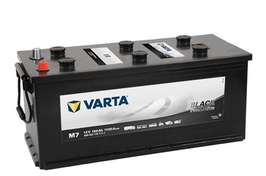 Varta Black ProMotive HD M7 180Ah