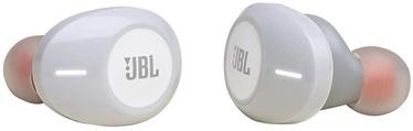 Ausinės JBL Tune 120TWS White, belaidės
