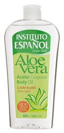Instituto Español Aloe Vera Body Oil 400ml