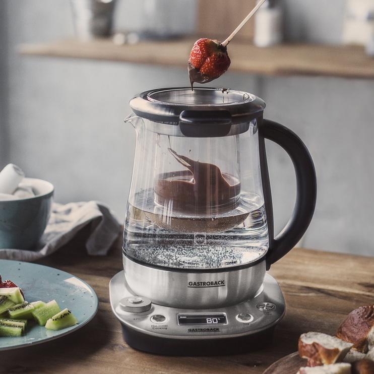 Gastroback Design Tea & More Advanced 42438