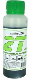 AutoDuals 2T-mix Semi-Synthetic Oil Green 0.1l