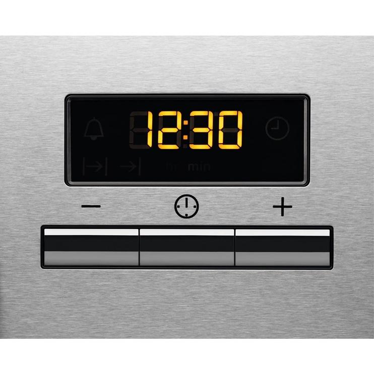 Induktsioonpliit elektriahjuga Electrolux SteamBake EKI54950OX