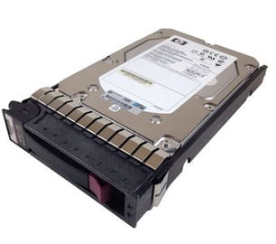 HP Midline Hot Plug Hard Drive 500GB 3G SATA 7.2K RPM 3.5""