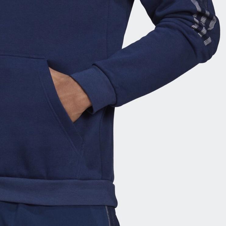 Adidas Tiro 21 Sweat Hoodie GH4464 Navy Blue M