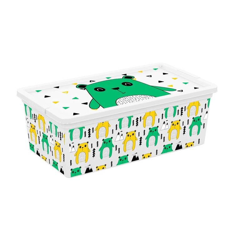 KASTE UZGLAB.C-BOX HIPSTER XS 6L 8407000 (KIS)