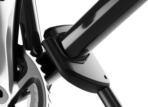 Automobilinis dviračių laikiklis Thule Proride Black 598-2