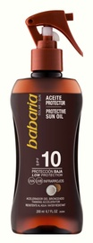 Babaria Coconut Protective Sun Oil SPF10 200ml