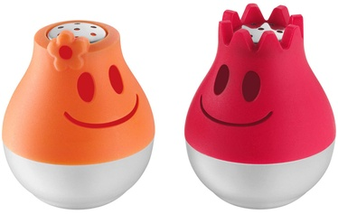 WMF Salt Shaker Set McSalt Blume Orange And Red Konig