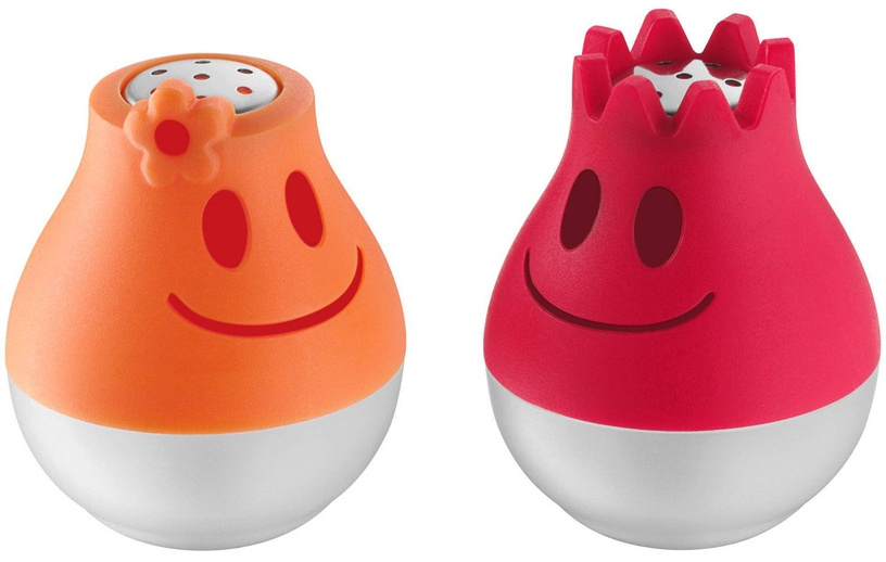 WMF Salt Shaker Set McSalt Blume Orange And Red Konig